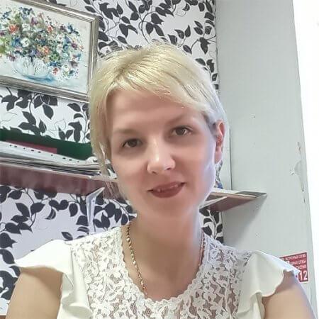 Шарапова Оксана Валерьевна